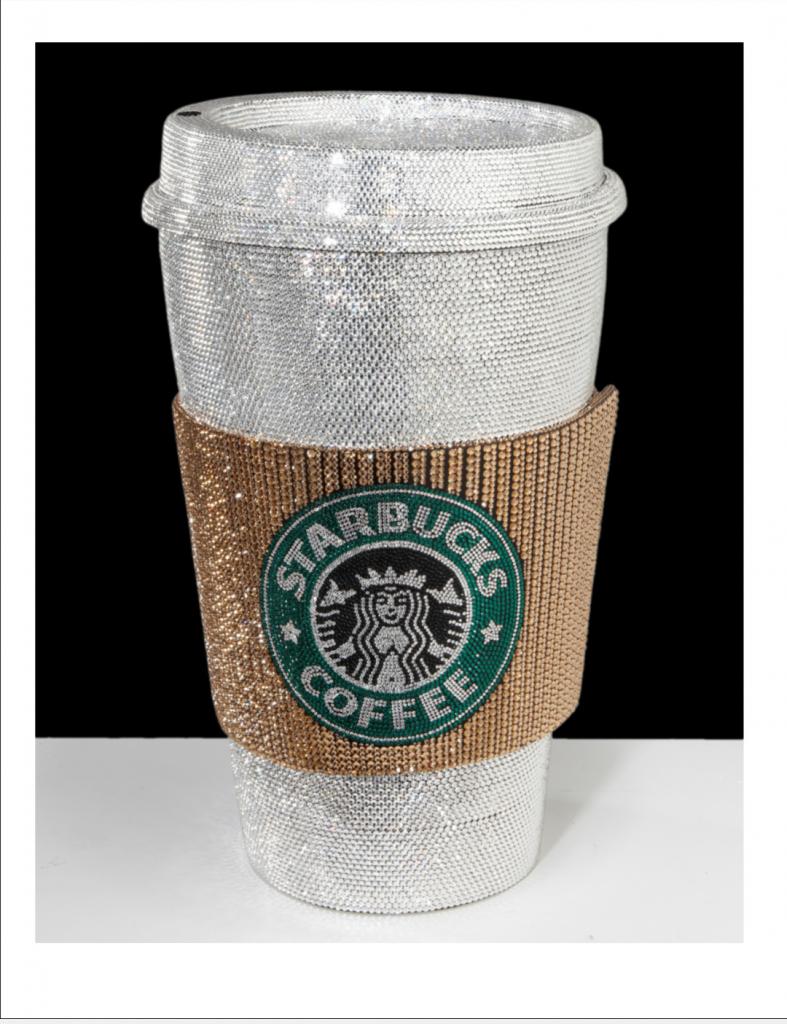 Jonathan Stein Starbuck Coffee Cup