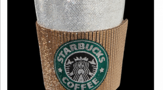 Jonathan Stein Starbuck Coffee Cup