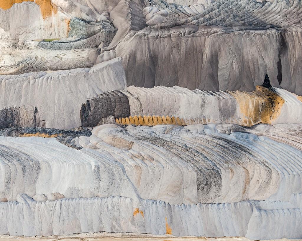 Coal Mine Arial View Bernhard Lang Photography Dekit Magazine
