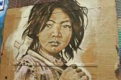 Street Artist LMNOPI Indiria Nepal Dekit Magazine