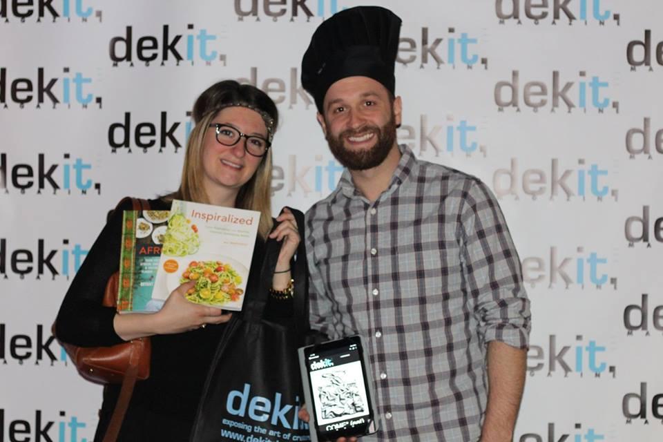Dekit Launch